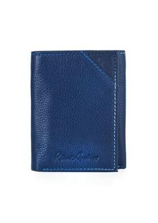Robert Graham Men's Clarke Leather Tri-Fold Wallet