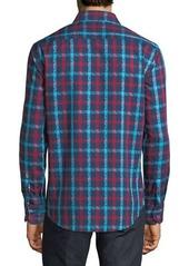 Robert Graham Men's Classic-Fit Dadebrook Plaid Sport Shirt