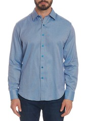 Robert Graham Men's Colbert Long-Sleeve Sport Shirt