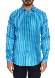 Robert Graham Men's Conlan Check Sport Shirt