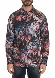 Men's Desperado Sport Shirt Size: XS by Robert Graham