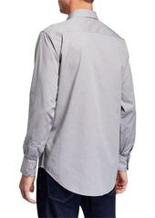 Robert Graham Men's Dorsal Long-Sleeve Sport Shirt