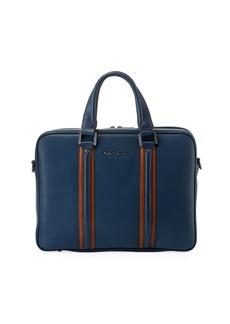 Robert Graham Men's Dresden Faux-Leather Briefcase