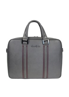 Robert Graham Men's Dresden Faux-Leather Briefcase