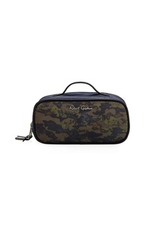 Robert Graham Men's Fernan Camo Print Shave Kit