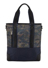 Robert Graham Men's Fielding Camo Medium Tote Bag