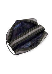 Robert Graham Men's Gainsford Zip-Top Toiletry Bag