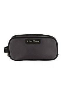 Robert Graham Men's Gainsford Zip-Top Toiletry Bag