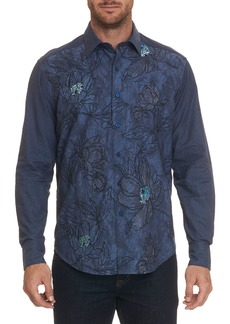 Robert Graham Men's Gandolf Long-Sleeve Sport Shirt