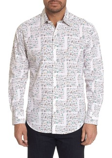 Robert Graham Men's Gendevon Sport Shirt