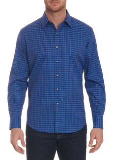 Robert Graham Men's Grayson Long-Sleeve Sport Shirt