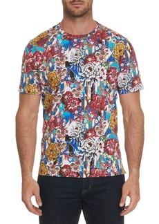 Robert Graham Men's Harrell Short-Sleeve Shirt