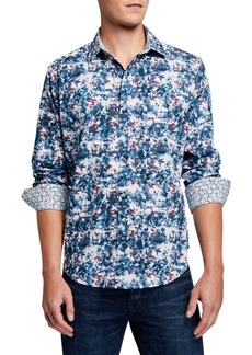Robert Graham Men's Harz Classic-Fit Sport Shirt