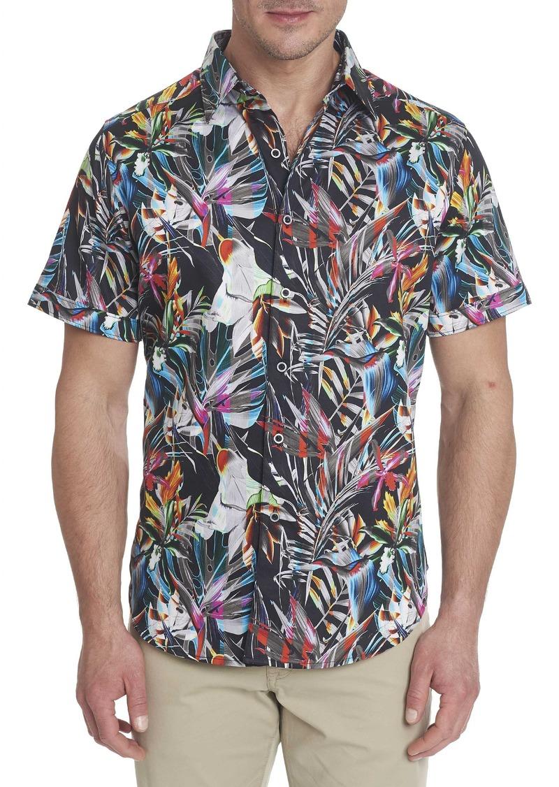 Robert Graham Mens North Wales Long Sleeve Classic Fit Shirt
