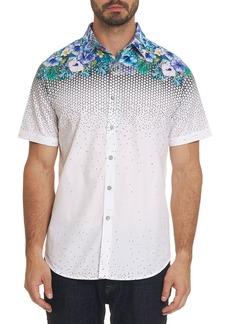 Robert Graham Men's Kato Short-Sleeve Button Shirt