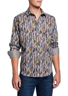 Robert Graham Men's Liles Classic-Fit Sport Shirt