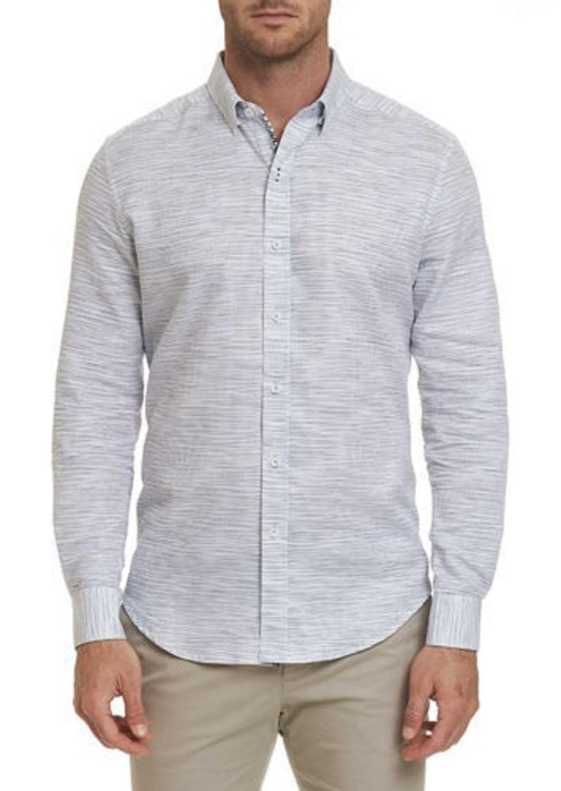 Robert Graham Men's Long-Sleeve Crantor Dress Shirt