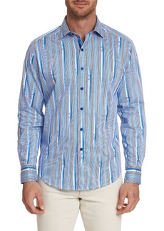 Robert Graham Men's Long-Sleeve Cruisin Sport Shirt