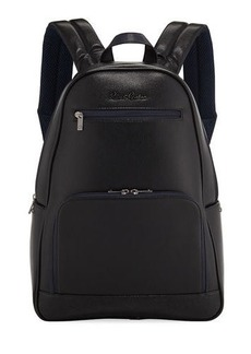 Robert Graham Men's Mariel Faux-Leather Backpack