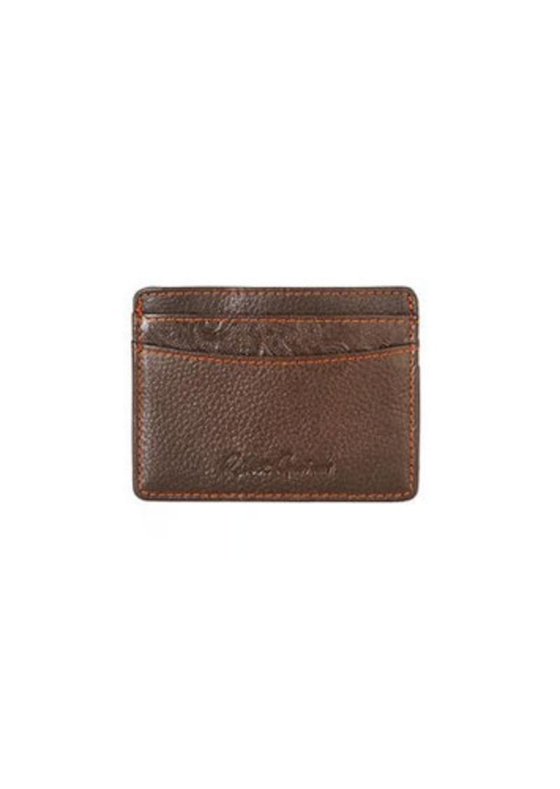 Robert Graham Men's Marlon Leather Card Case