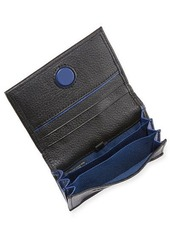 Robert Graham Men's Metropolis Embossed Leather Bi-Fold Wallet