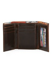 Robert Graham Men's Myron Tri-Fold Leather RFID Wallet