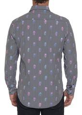 Robert Graham Men's Nola Striped Sport Shirt
