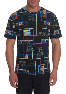 Men's Paradigm Lost Tee Shirt Size: XS by Robert Graham
