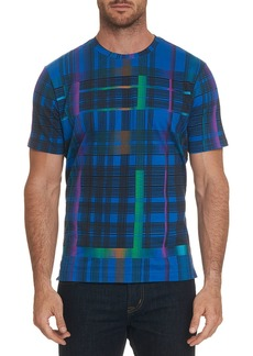 Robert Graham Men's Redford Crewneck T-Shirt