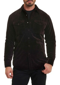 Men's Robert Graham Carnaby Slim Fit Shirt Jacket