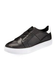 Robert Graham Men's Rowley Laceless Sneakers