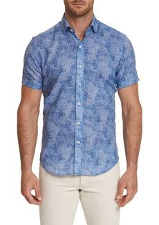 Robert Graham Men's Short-Sleeve Boyer Shirt
