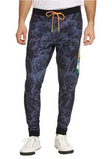 Robert Graham Men's Skyrise Floral-Print Sweatpants