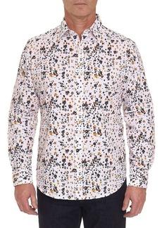 Robert Graham Men's Sleepwalker Woven Shirt