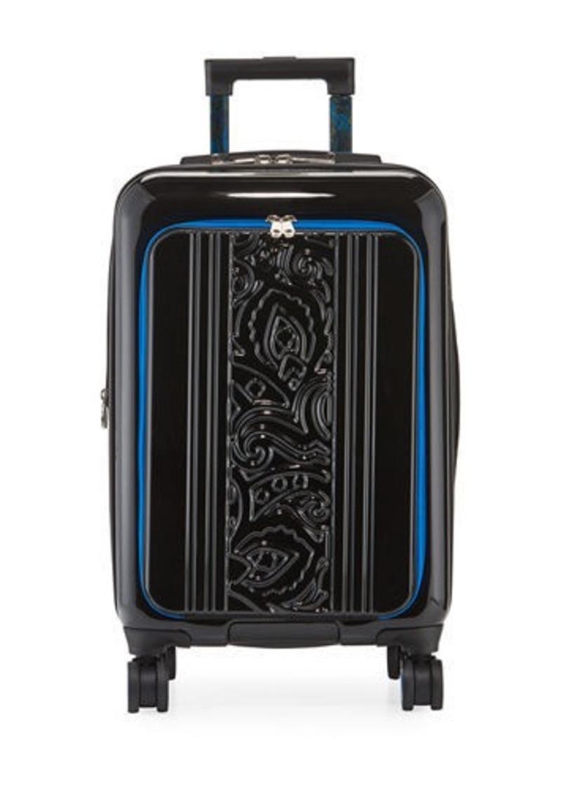 Robert Graham Men's Straton Spinner Carry-On Luggage