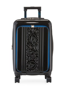 Robert Graham Men's Straton Spinner Carry-On Luggage