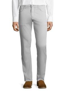 Robert Graham Men's Tanner Woven Straight-Leg Pants