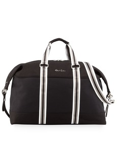 Robert Graham Men's Weekender Canvas Duffel Bag