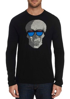 Robert Graham Men's X-Ray Vision Graphic Sweater