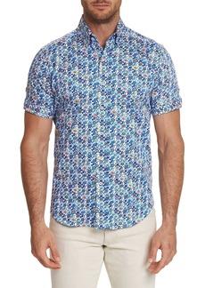 Robert Graham Meyer Short Sleeve Shirt