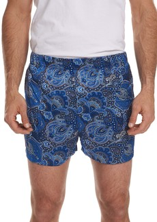 Robert Graham Monte Cristo Silk Boxer Short