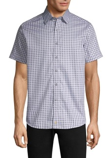 Robert Graham Morales Gingham Button-Down Shirt