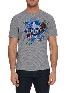 Men's Naylor Tee Shirt Size: XS by Robert Graham