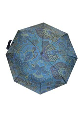 Robert Graham Nestor Paisley-Print Auto Open Umbrella