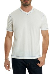 Robert Graham Nomad V-Neck Tee