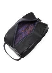 Robert Graham Osvaldo Faux-Leather Toiletry Bag
