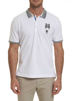 Robert Graham Out of Sight Polo Shirt