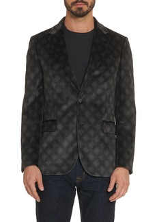 Robert Graham Parkinson Sport Coat Long