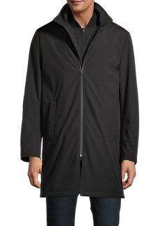 Robert Graham Pilot Stand-Collar Jacket