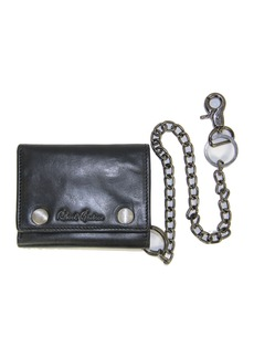 Robert Graham Pollard Tri-Fold Chain Wallet